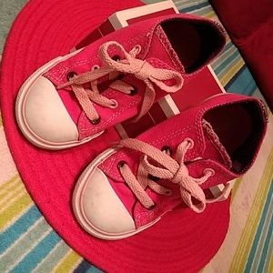 Authentic All Stars Converse , kids size 9